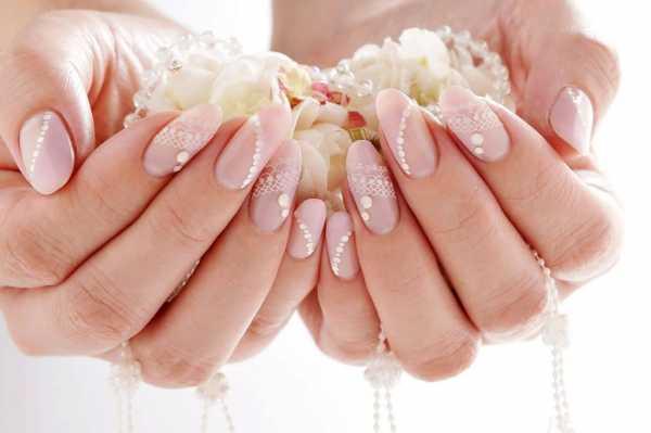 Модный свадебный маникюр: тенденции 2018