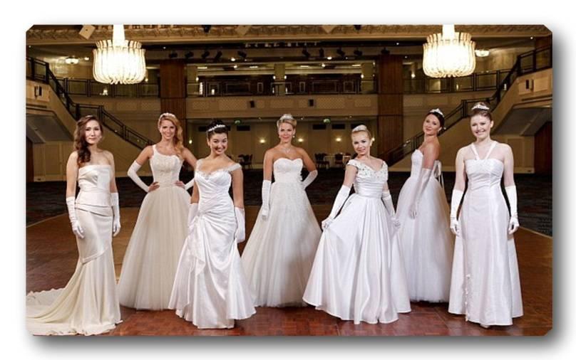 Позы для свадебной фотосессии: 20 идей