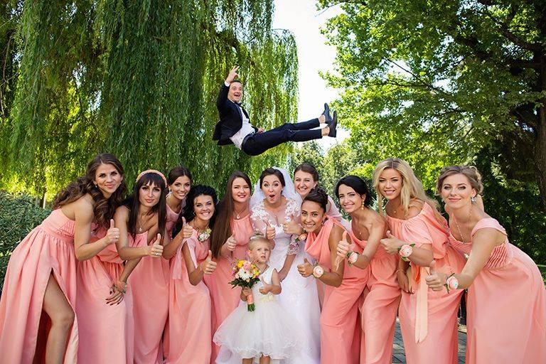 Креативный подарок на свадьбу молодоженам