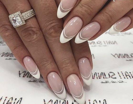 Зимний маникюр для стильной невесты - свадебная статья, 09 декабря 2015
