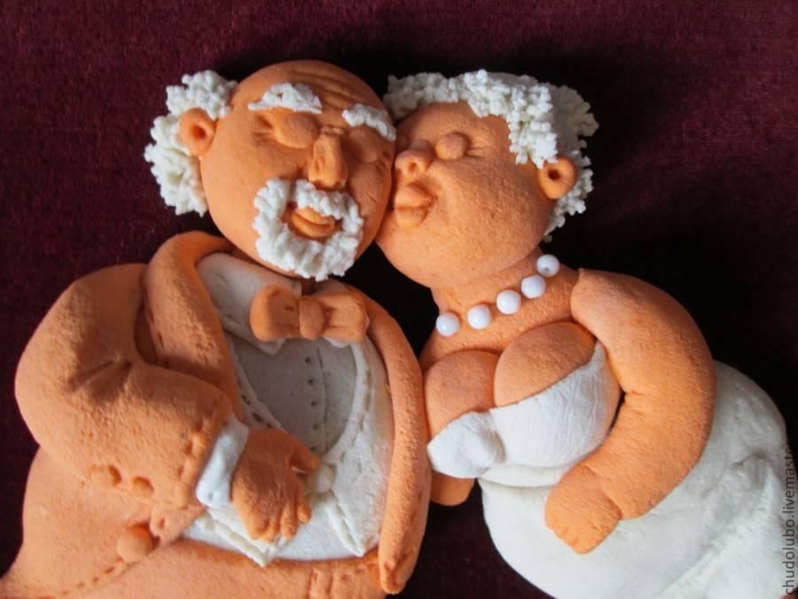 Сапфировая свадьба - 45 лет совместной жизни в браке