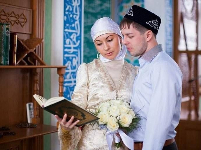 Особенности традиций мусульманской свадьбы