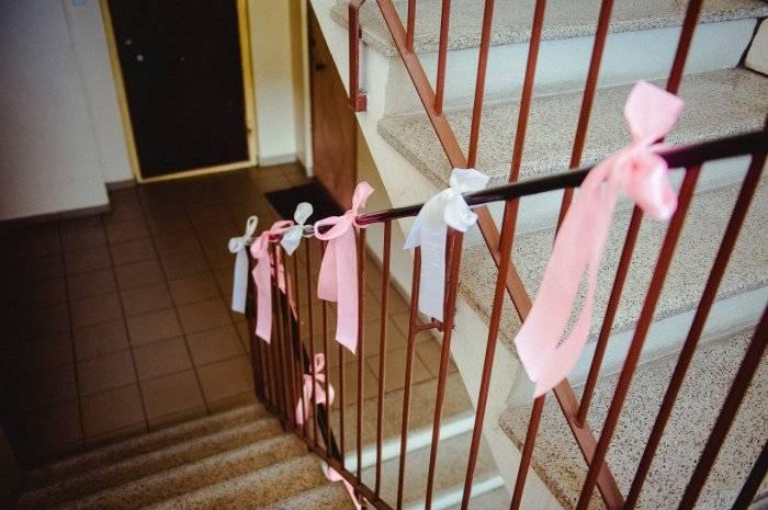 Как украсить комнату  украшение дома на свадьбу