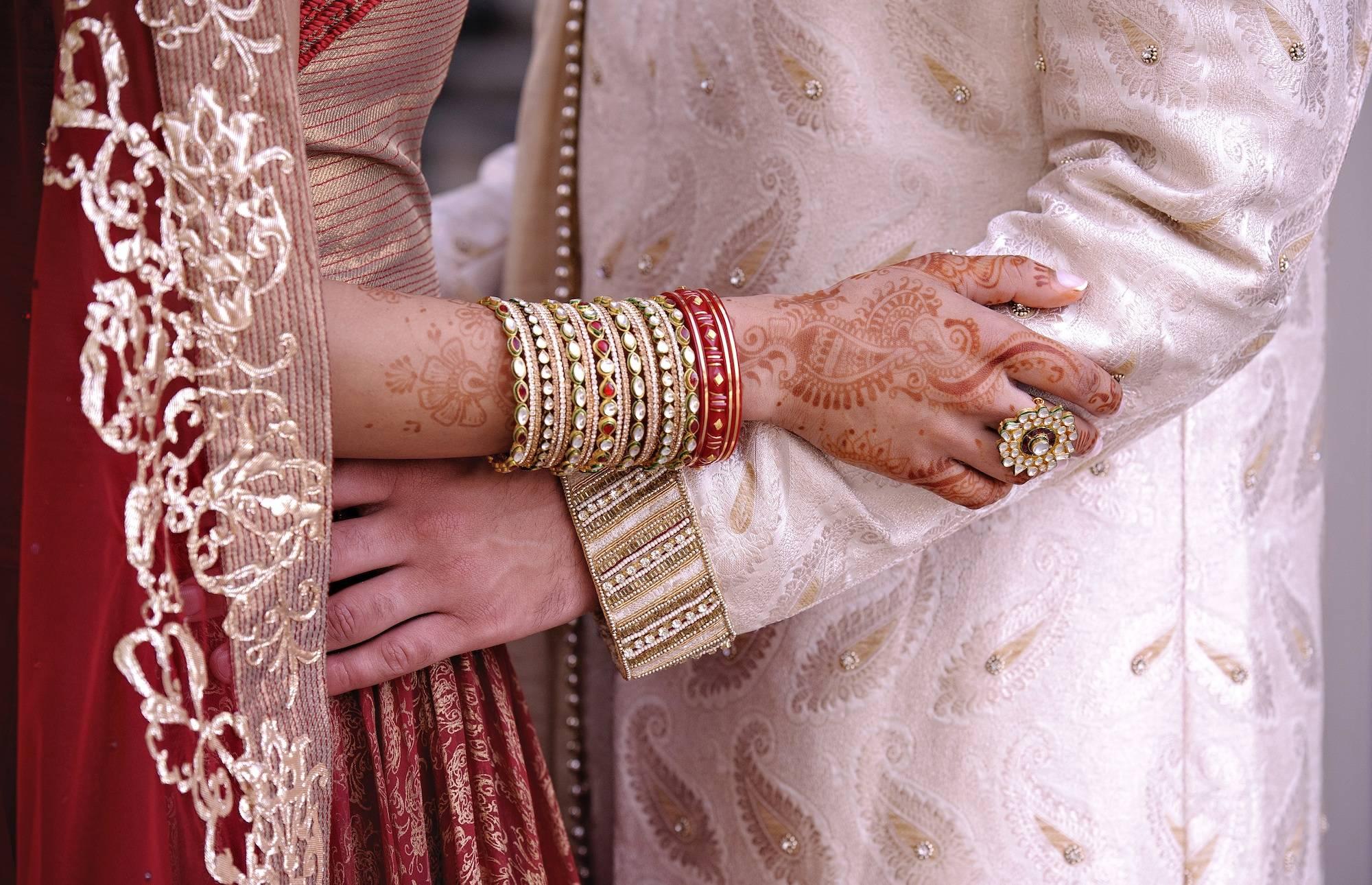 Свадьба в индийском стиле – загадочная и чарующая церемония
