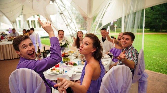 Классные свадебные конкурсы, игры и приколы – популярные развлечения на любой вкус