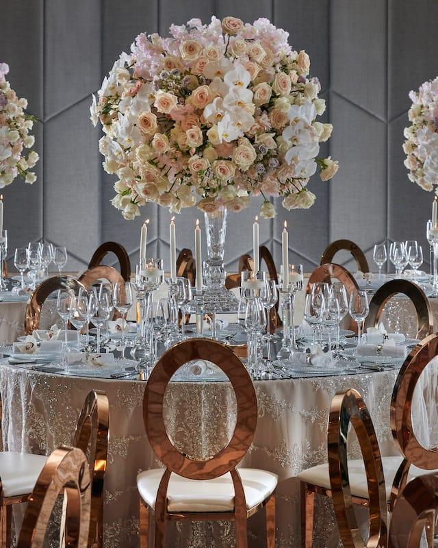 Роскошь Эмиратов – шикарная свадьба в Дубае: как проходит