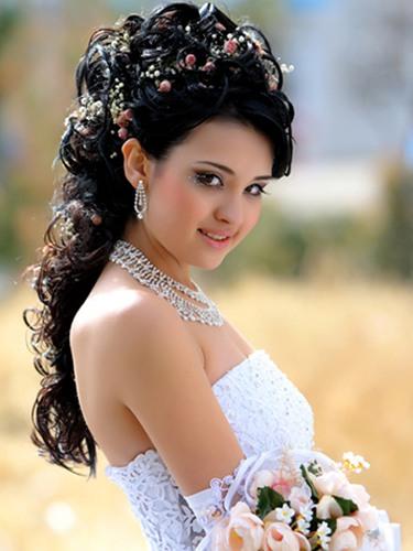 Прически на короткие волосы на свадьбу: фото и интересные идеи свадебных укладок