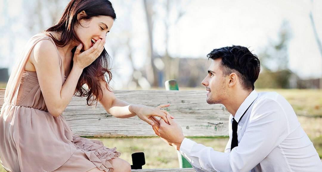 Лучший способ подтолкнуть мужчину сделать вам предложение