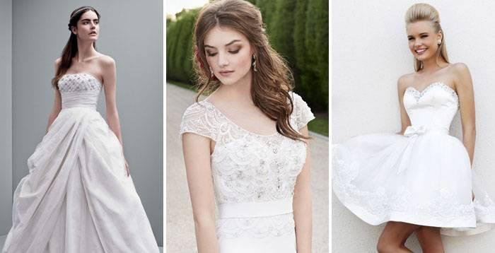 Свадебное платье с корсетом — правила использования и варианты красивой шнуровки + 62 фото