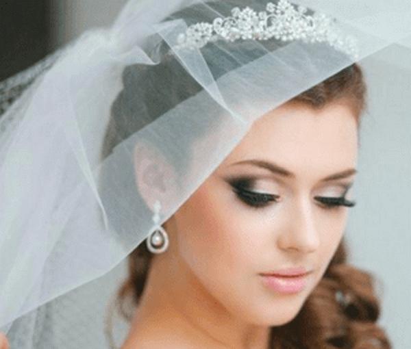 Макияж на свадьбу для гостей