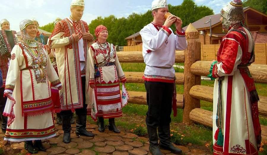 Мордовская свадьба, ее традиции и обряды – отражение самобытности культуры мордовии