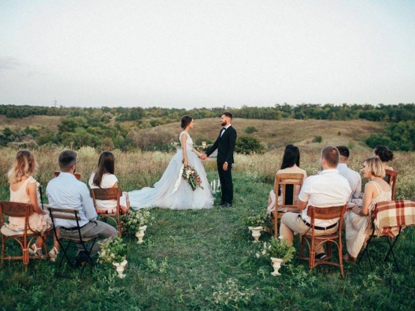 Свадьба без банкета, советы и идеи по проведению с фото
