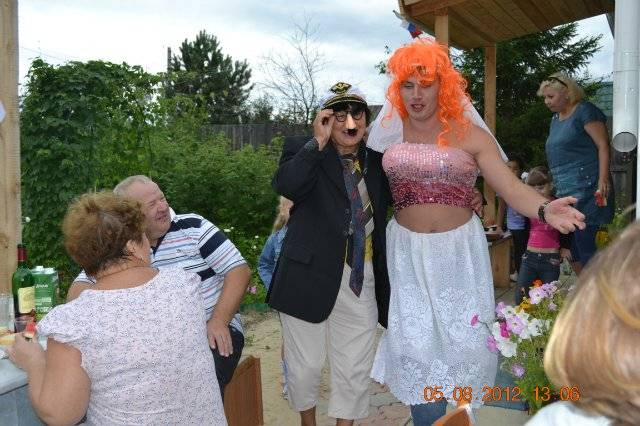 Прикольные конкурсы на второй день свадьбы на природе и дома
