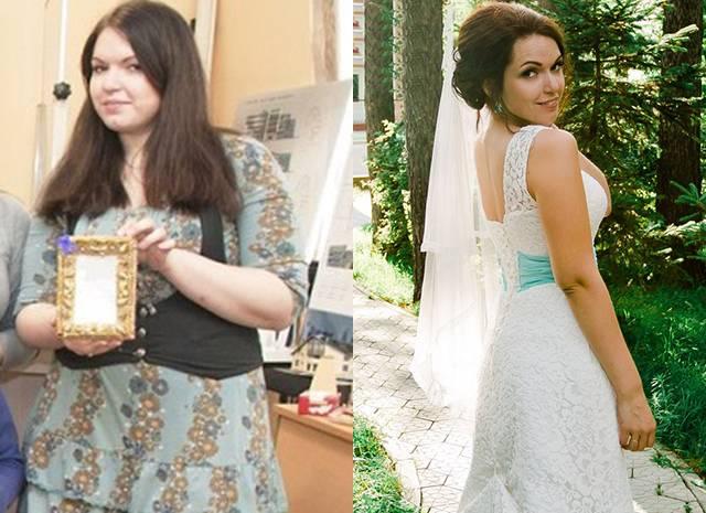 Свадебная диета, 4 недели, -16 кг