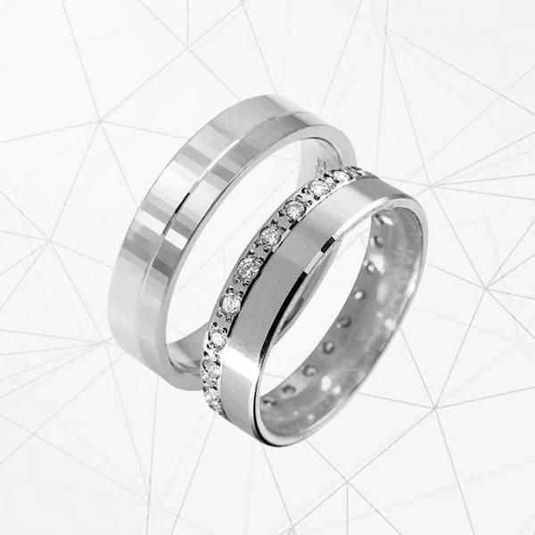 Обручальные кольца – золотые, серебрянные, платиновы, с бриллиантами, камнями, гравировкой, широкие, комбинированные
