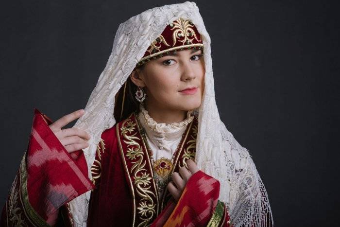 Татарская свадьба — последовательность проведения и обряды