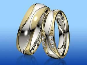 На каком пальце носят обручальное кольцо и помолвочное в россии мужчины и женщины | залог успеха (бывший goldprice)
