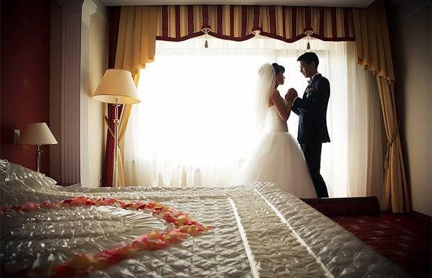 Как проходит брачная ночь в исламе: правила и традиции