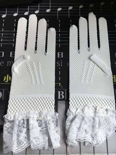 Выбираем свадебные перчатки для невесты