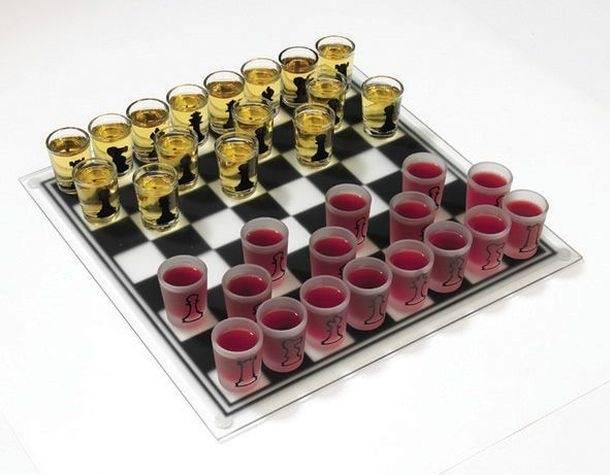 Конкурсы с алкоголем для взрослой компании.