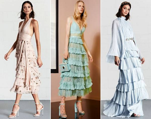 Выбираем прямые свадебные платья: большой обзор моделей