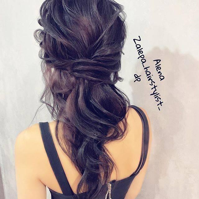 Прически на свадьбу на длинные волосы (с пошаговыми фото, видео) | женский журнал читать онлайн: стильные стрижки, новинки в мире моды, советы по уходу