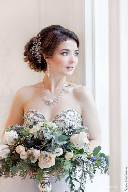 Как невесте подобрать бижутерию на свадьбу