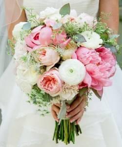 Как сделать свадебный букет своими руками?