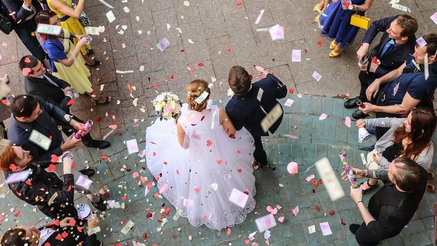 На свадьбу деньги в кредит