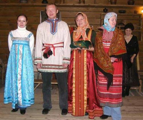 Обряд сватовства на руси