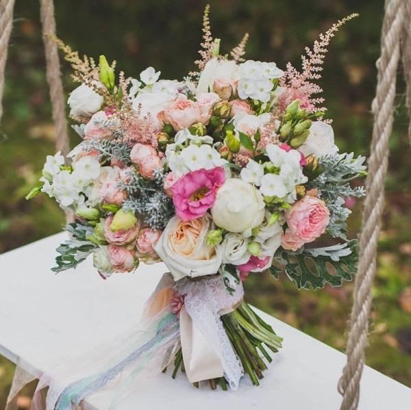 Букет невесты 2019 — лучшие новики текущего сезона (135 фото + видео)