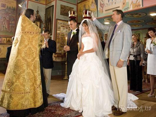 Из чего состоит образ невесты для венчания