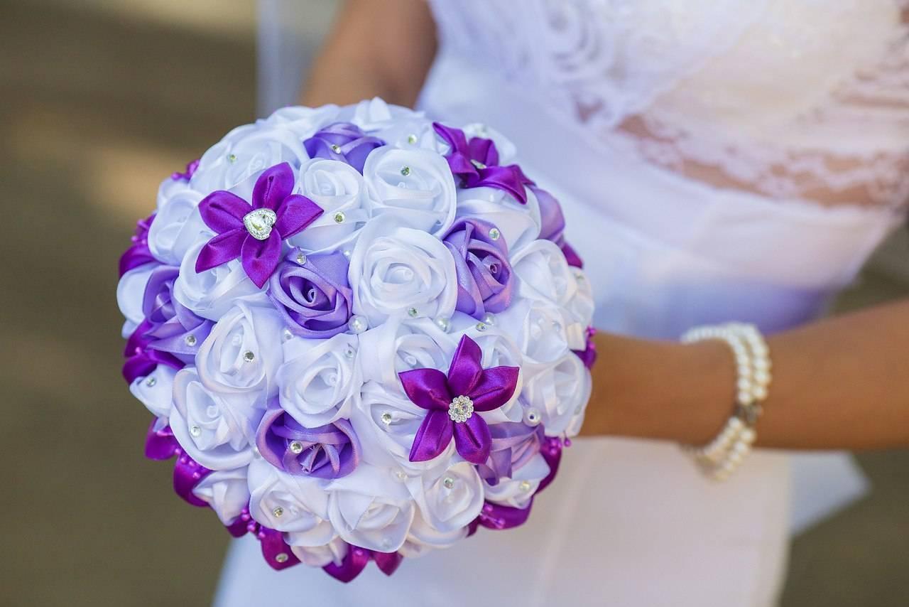 Как выбрать свадебный букет: практическое руководство к действию
