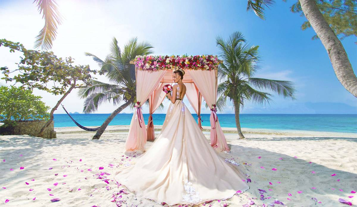 Свадьба в тайланде, свадебная церемония в тайланде, свадебные туры в тайланд, свадьба за границей от туроператора «арт-тур»