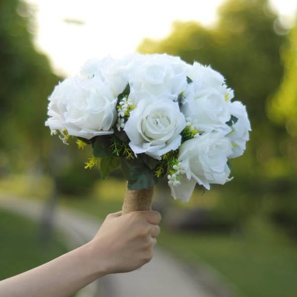 Лучшие свадебные букеты для невесты