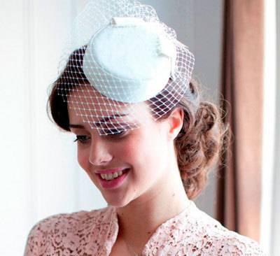 Вуалетка своими руками для свадебного наряда и для юной принцессы