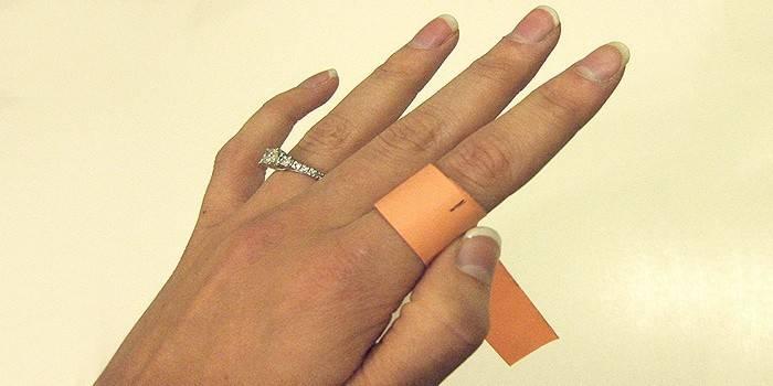 5 простых способов узнать размер кольца