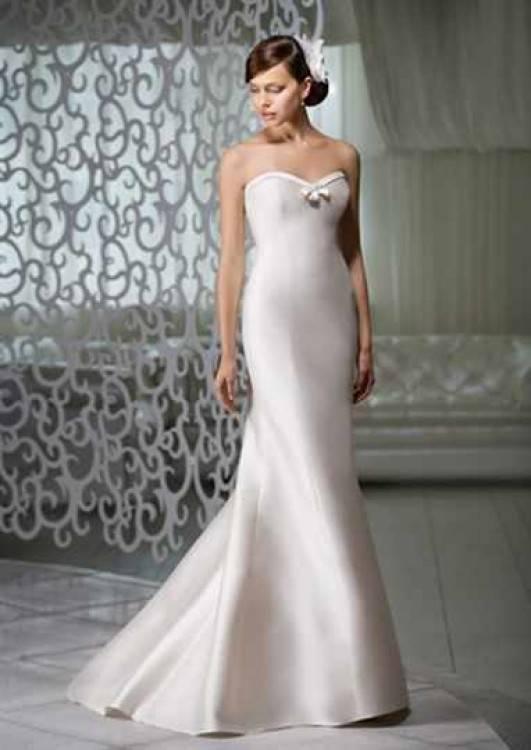 Свадебное платье с корсетом: почувствуй себя принцессой!