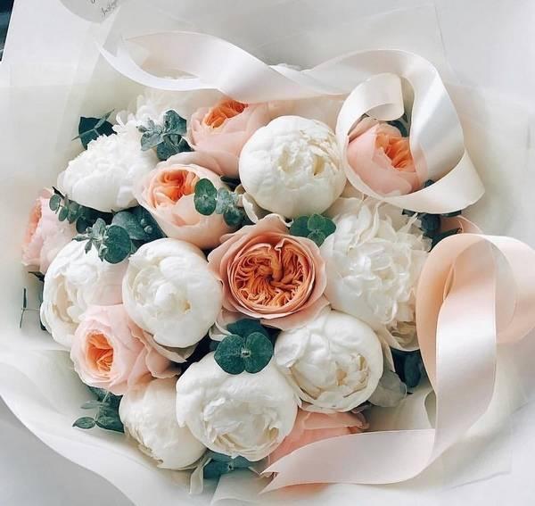 Ищете красивый свадебный букет невесты? лучшие идеи свадебных букетов — фото