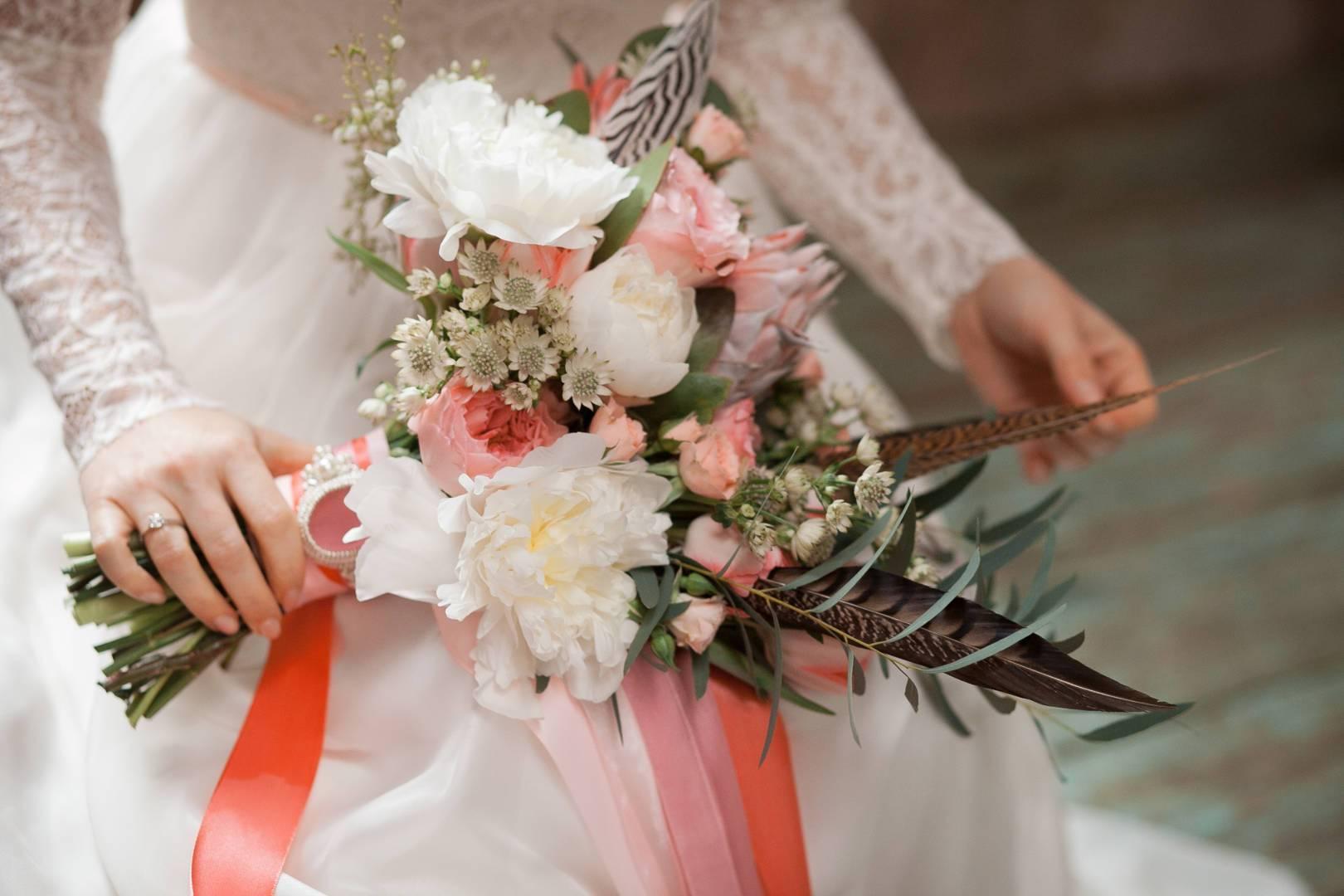Букет невесты: приметы и суеверия