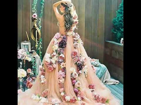 Гладим и отпариваем свадебное платье