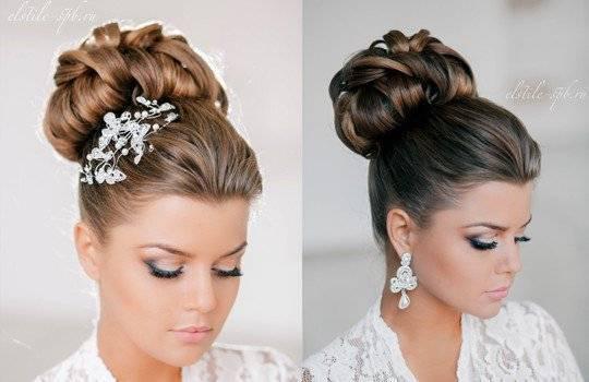 Прически на свадьбу — выбираем самую подходящую, модную и красивую +  89 фото