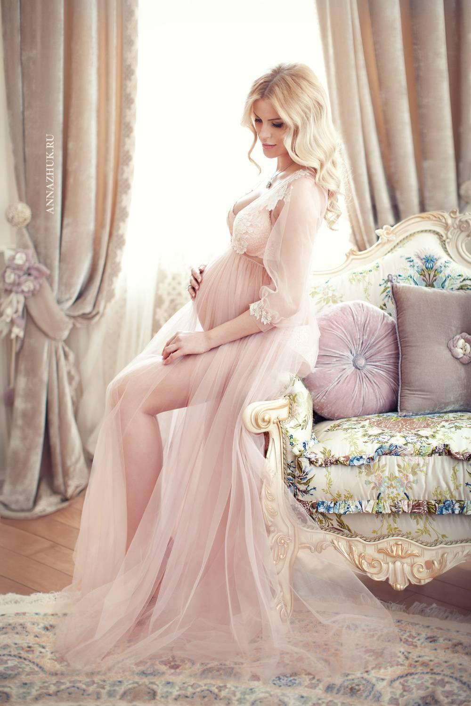 Фотосессии беременных — живот не главное!