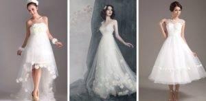 Свадебное платье в греческом стиле поможет создать образ настоящей богини