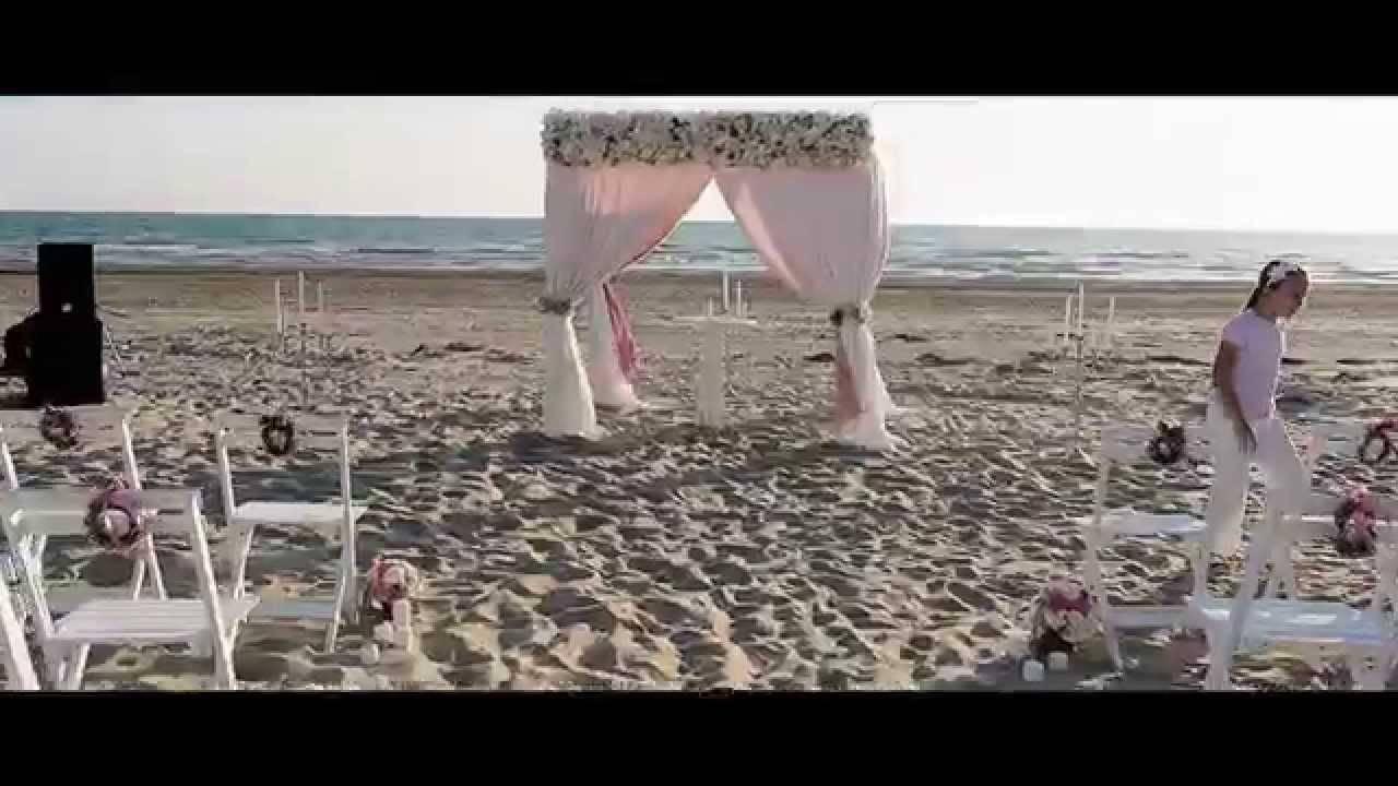 Свадьба на берегу или на пляже