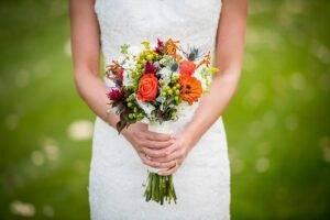 Приметы, связанные со свадебным букетом невесты