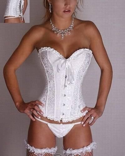 Корректирующее нижнее белье для невесты