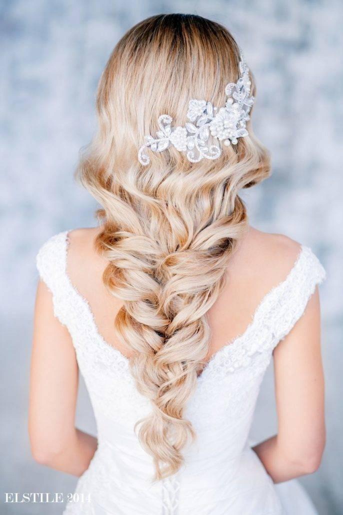 Вечерние прически с косами — 10 красивых вариантов