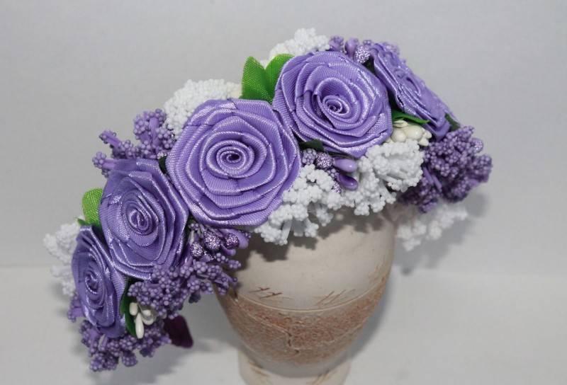 Свадебные украшения из бисера: варианты, советы, фото