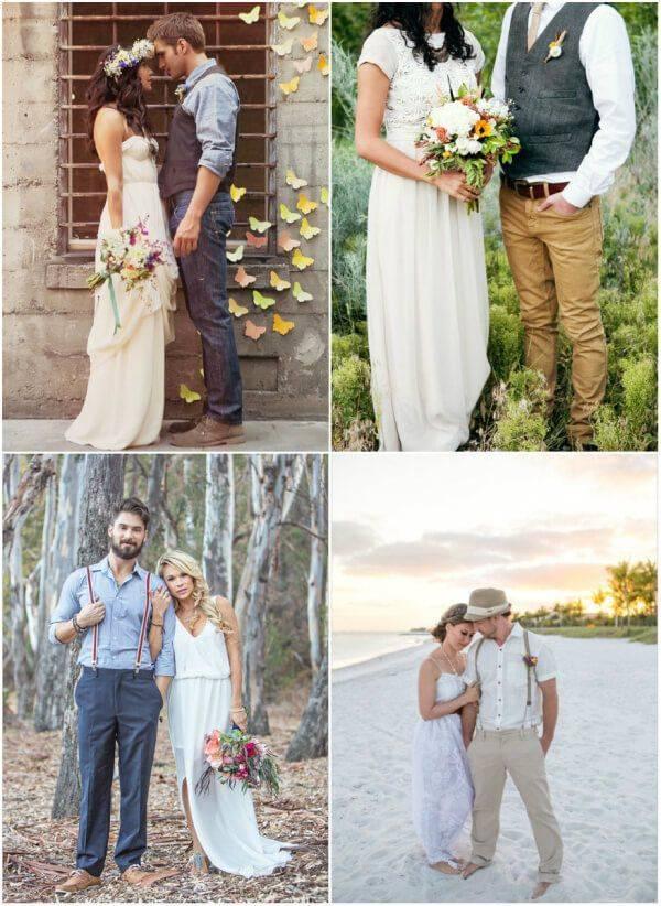 Цвет свадьбы – всеми любимый айвори